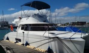 Fountaine Pajot Highland Trawler 35