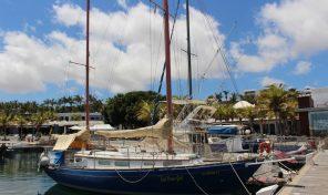 9 meter sailboat