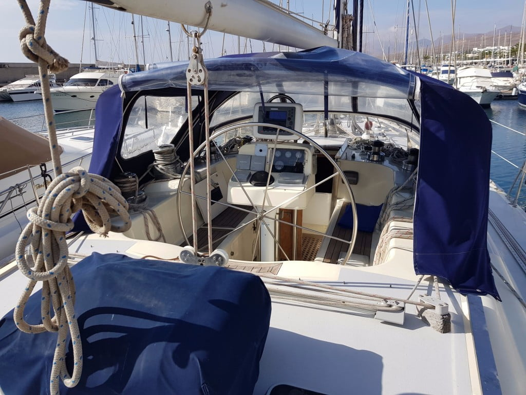 Westerly Oceanmaster 49 | Canary Yacht Brokers