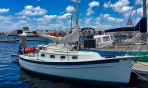 Seaward 24 for sale