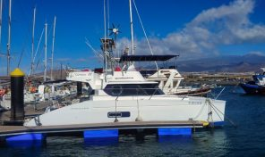 Fountaine Pajot Highland 35 Pilot
